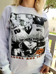 Gundy 1987 OSU Sweatshirt