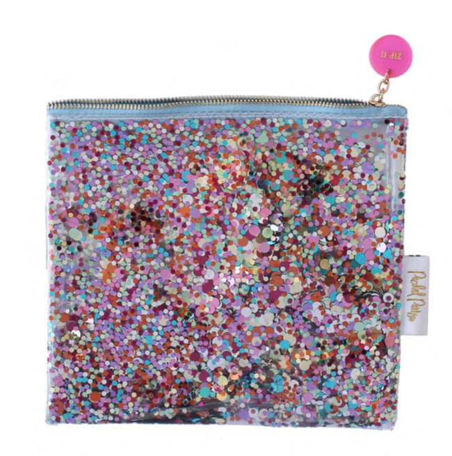 Everything Confetti pouch