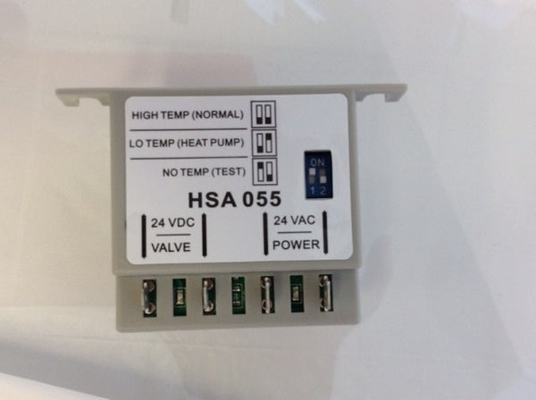 Hsa055 Pulse Flow Controller For Pulse Flow Through