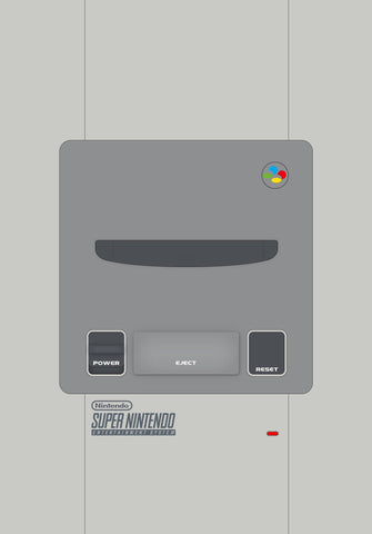 Private Listing (For Ben - RE: 6 SNES Games)