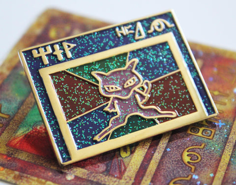 Ancient Mew - Exclusive Pokemon Pin