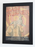 Vintage Style A3 Poster - Blade Runner (4 Designs to Choose)