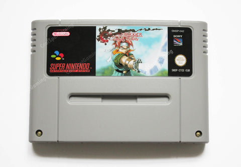 Chrono Trigger: Crimson Echoes for Super Nintendo (SNES) (PAL)