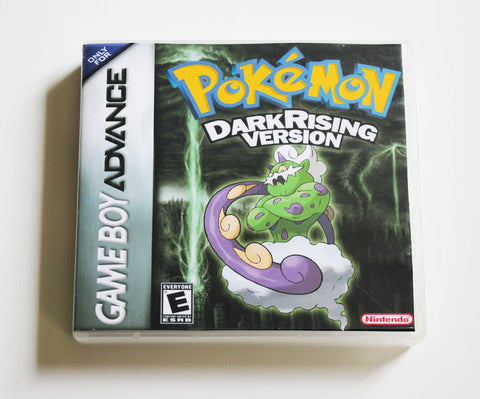 Pokemon Dark Rising for Game Boy Advance GBA
