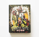 Death Note Poker Cards - Full Set of 52 Death Note Themed Playing Cards