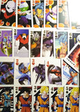 Dragon Ball Super Poker Card Deck - Full Set of 52 Playing Cards