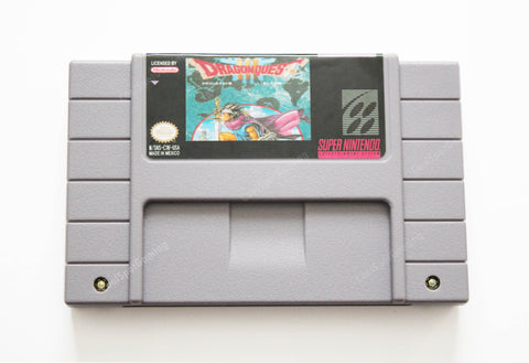 Dragon Quest 3 - English Translation - SNES NTSC/USA
