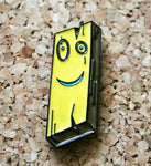 Ed, Edd & Eddy - Plank - Pin Badge