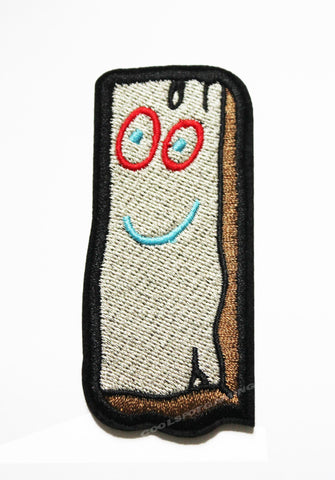 Ed, Edd & Eddy 'Plank' Embroidered Patch