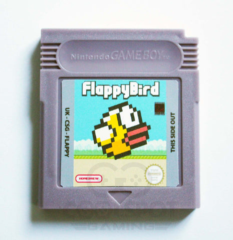 Flappy Bird - Game Boy