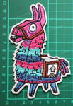 Fortnite Supply Llama Embroidered Patch