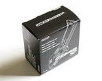 Game Boy Advance SP Replacement Empty Console Box - Black