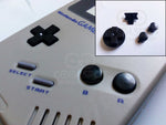Game Boy Original DMG Replacement Buttons - Black