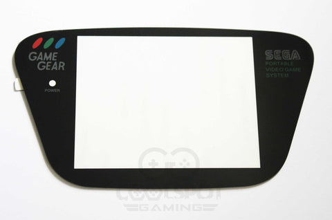 Game Gear Replacement Plastic Lens