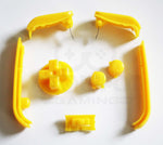 Game Boy Advance (GBA) Replacement Buttons - Yellow