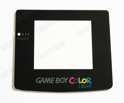 Game Boy Colour Light - Glass Lens Replacement