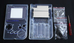 Original DMG Game Boy Replacement Housing Shell Kit - Clear Transparent