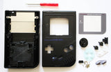 Black DMG Game Boy Replacement Housing Shell Kit