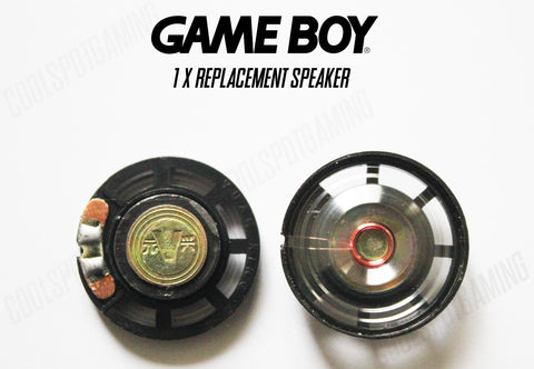 Game Boy DMG Replacement Speaker