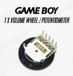 Replacement Volume Wheel/Potentiometer for Game Boy DMG
