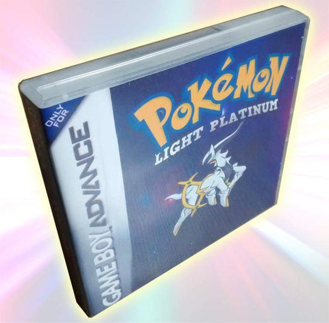 Pokemon Light Platinum for Game Boy Advance GBA-Cool Spot's Gaming Emporium -Cool Spot Gaming