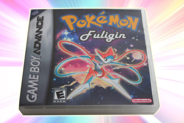 Pokemon Fuligin for Game Boy Advance GBA-Cool Spot's Gaming Emporium-Cool Spot Gaming