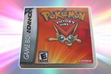 Pokemon Victory Fire for Game Boy Advance GBA-Cool Spot's Gaming Emporium-Cool Spot Gaming