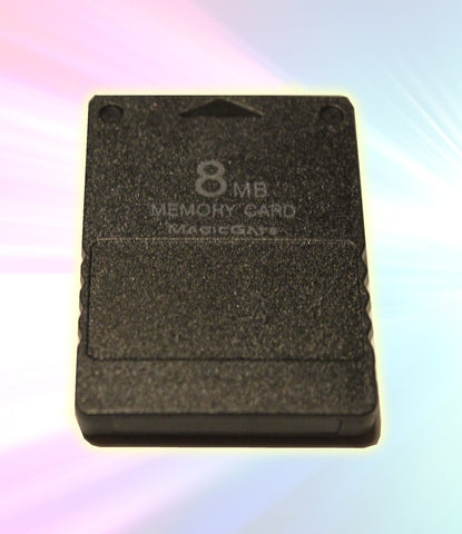 MCBoot 8MB PS2 Memory Card