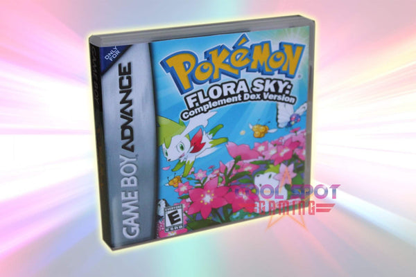 Pokemon Flora Sky for Game Boy Advance GBA-Cool Spot's Gaming Emporium -Cool Spot Gaming