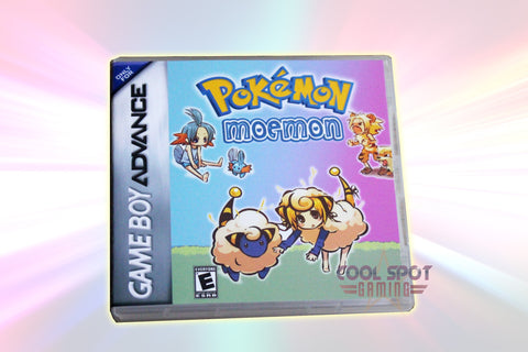 Pokemon Moemon for Game Boy Advance GBA-Cool Spot's Gaming Emporium-Cool Spot Gaming