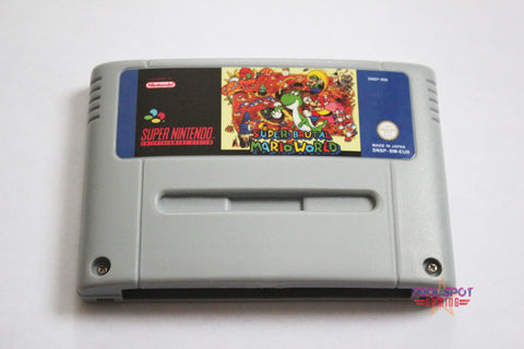 Brutal Mario World for Super Nintendo (SNES) (PAL)