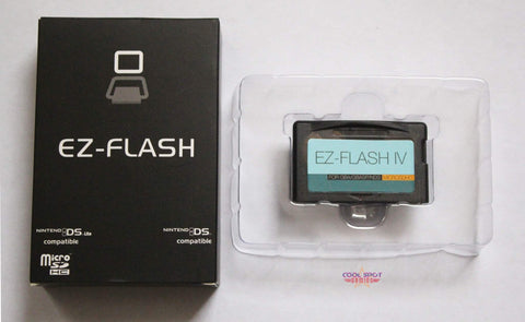 EZ Flash IV for Gameboy Advance-Cool Spot's Gaming Emporium -Cool Spot Gaming