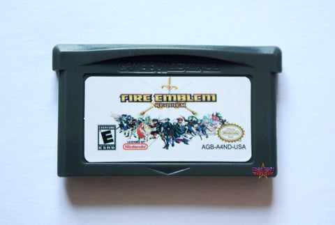 Fire Emblem: Requiem for GBA