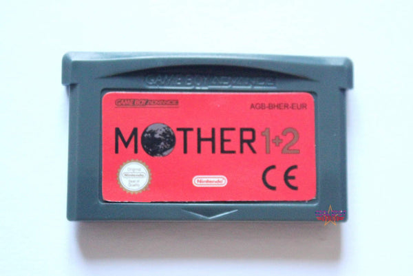 Mother 1+2 for Gameboy Advance (GBA) English version-Cool Spot's Gaming Emporium -Cool Spot Gaming