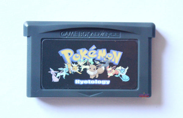 Pokemon Hyetology for Game Boy Advance GBA