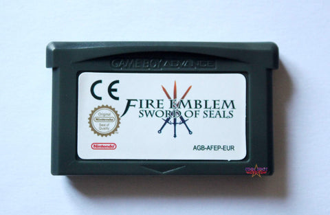 Fire Emblem: Sword of Seals (English version) Fūin no tsurugi - GBA-Cool Spot's Gaming Emporium -Cool Spot Gaming