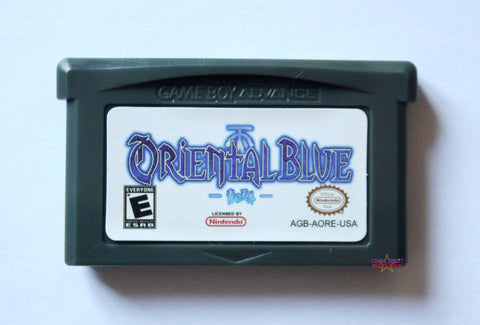 Oriental Blue Ao No Tengai - English version for Game Boy Advance GBA-Cool Spot's Gaming Emporium -Cool Spot Gaming