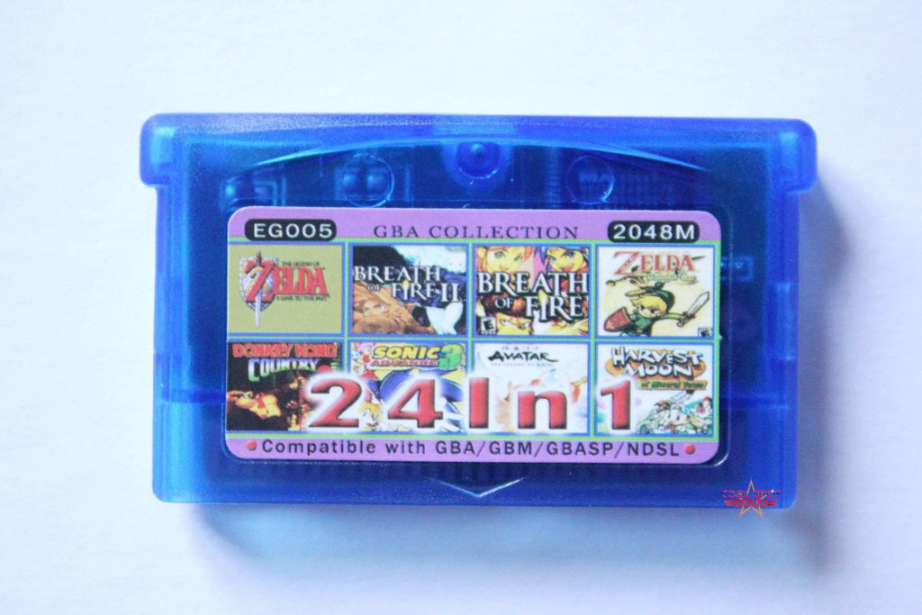 Gameboy Advance Gba Multi Cartridges Cool Spot Gaming