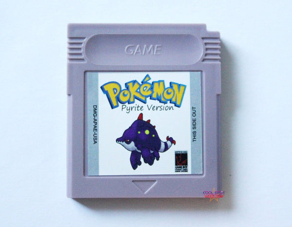 Pokemon Pyrite Version for Game Boy-Cool Spot's Gaming Emporium-Cool Spot Gaming