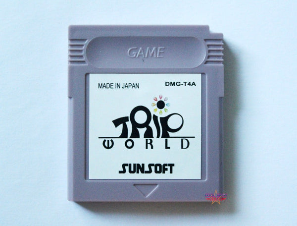 Trip World for Game Boy-Cool Spot's Gaming Emporium-Cool Spot Gaming
