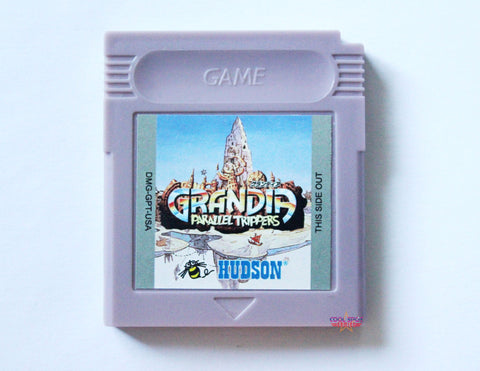 Grandia Parallel Trippers (English) for Game Boy-Cool Spot's Gaming Emporium-Cool Spot Gaming