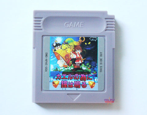 For the Frog the Bell Tolls (English) for Game Boy-Cool Spot's Gaming Emporium-Cool Spot Gaming