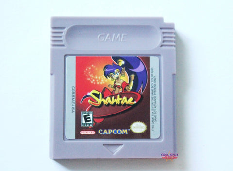 Shantae for Game Boy-Cool Spot's Gaming Emporium-Cool Spot Gaming