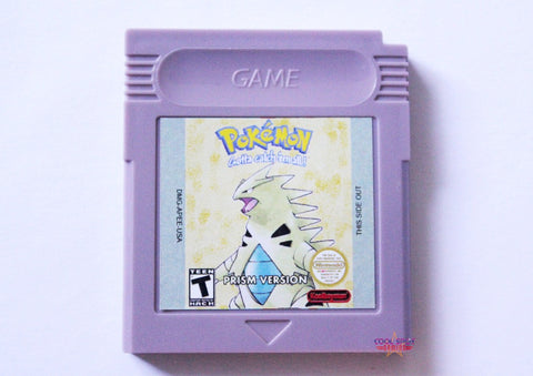 Pokemon Prism Version for Game Boy-Cool Spot's Gaming Emporium-Cool Spot Gaming