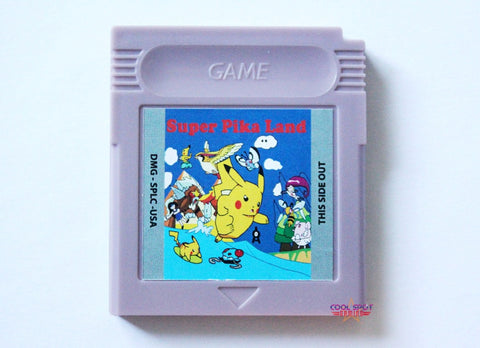 Super Pika Land for Game Boy-Cool Spot's Gaming Emporium-Cool Spot Gaming