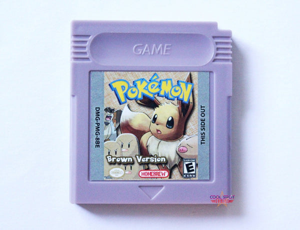 Pokemon Brown Version for Game Boy