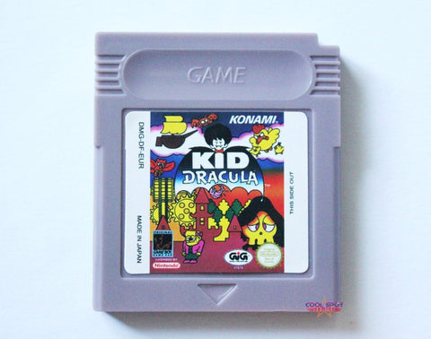 Kid Dracula (English) for Game Boy-Cool Spot's Gaming Emporium-Cool Spot Gaming