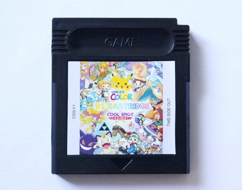 Game Boy Colour CSG Multi Carts (Multiple Variations)-Cool Spot Gaming-Cool Spot Gaming