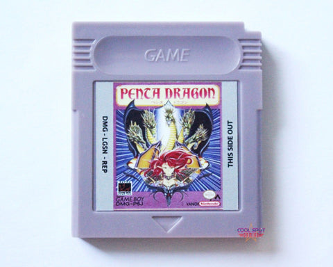 Penta Dragon (English Version) for Game Boy-Cool Spot's Gaming Emporium-Cool Spot Gaming