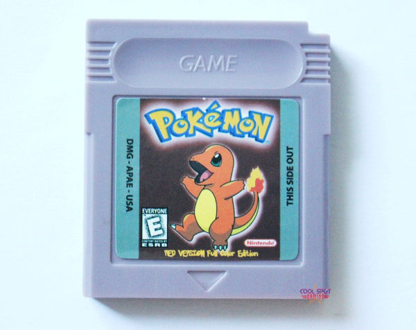 Pokemon Red (Full Colour Version) for Game Boy Colour-Cool Spot's Gaming Emporium-Cool Spot Gaming